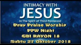 PPW Night Mega Bekasi Rayon 18 27 Oktober 18