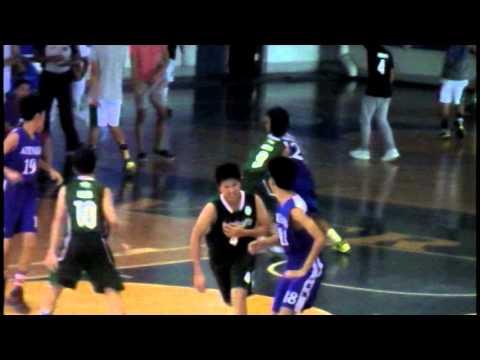 Ateneo vs La Salle Greenhills PRADA Midgets, August 23, 2014