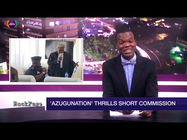 BackPage : 'AZUGUnation Thrills Short Commission'