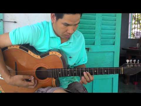 Văn Thiên Tường - Hoàng Ký học đàn ghi ta cổ dây dào