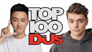 "Why DJ Mag ""Top 100 DJs"" is a JOKE"