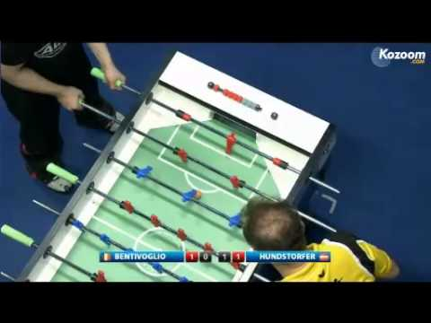 ITSF World Cup Nantes 2013 - Men Singles Final