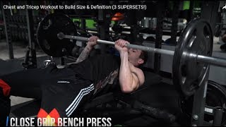 V Shred - How To: Dips (CHEST & TRICEP VARIATIONS!)