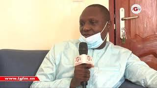 """Hamidou Mbaye  - """"Je suis contre la limitation des mandats ..."""""""