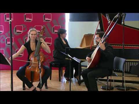 Chaconne - Marin Marais - Ensemble Plurium