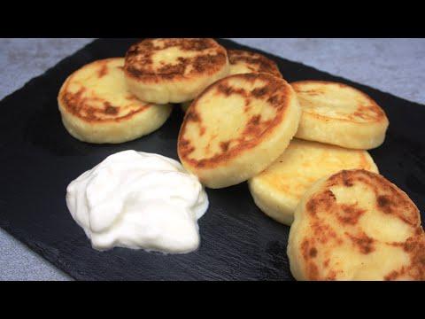 Вкуснейшие сырники к ЗАВТРАКУ!
