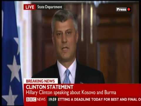 Kosovo & Clinton - BBC News