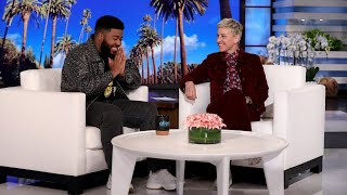 Khalid on the Moment He Knew Billie Eilish Was a Star