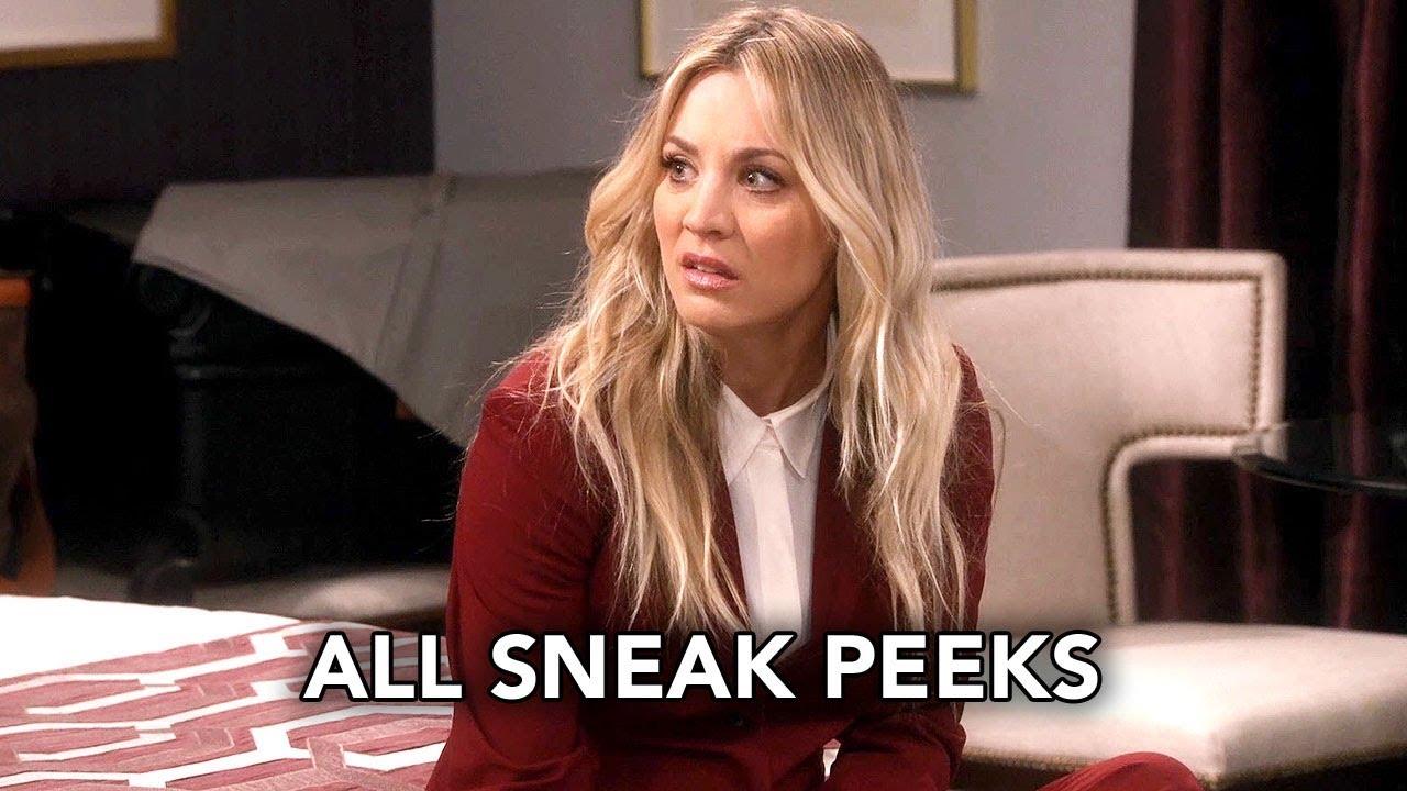 The Big Bang Theory 12x17 All Sneak Peeks