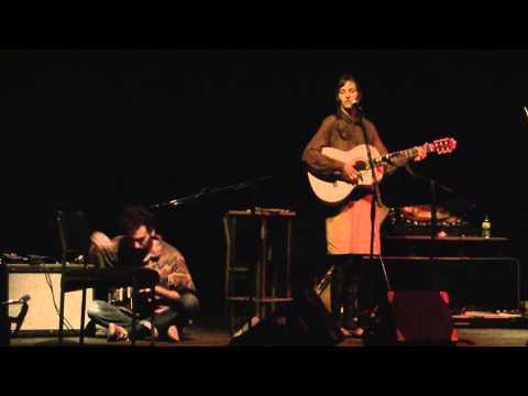 Josephine Foster (full concert) Passos Manuel | 18-10-2012