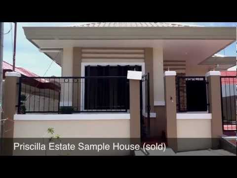 Priscilla Estate Sample House - 3BRs 2TBs House and Lot in Davao City