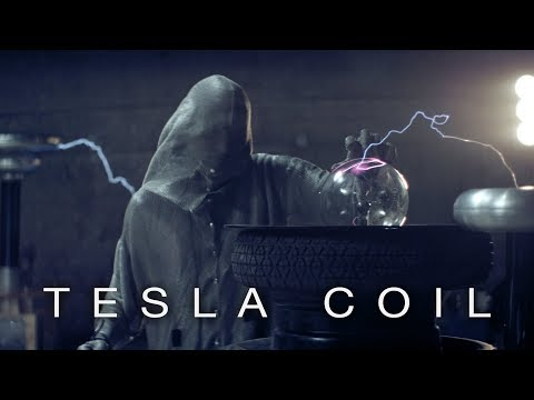 Cymatics: Tesla Coil Music