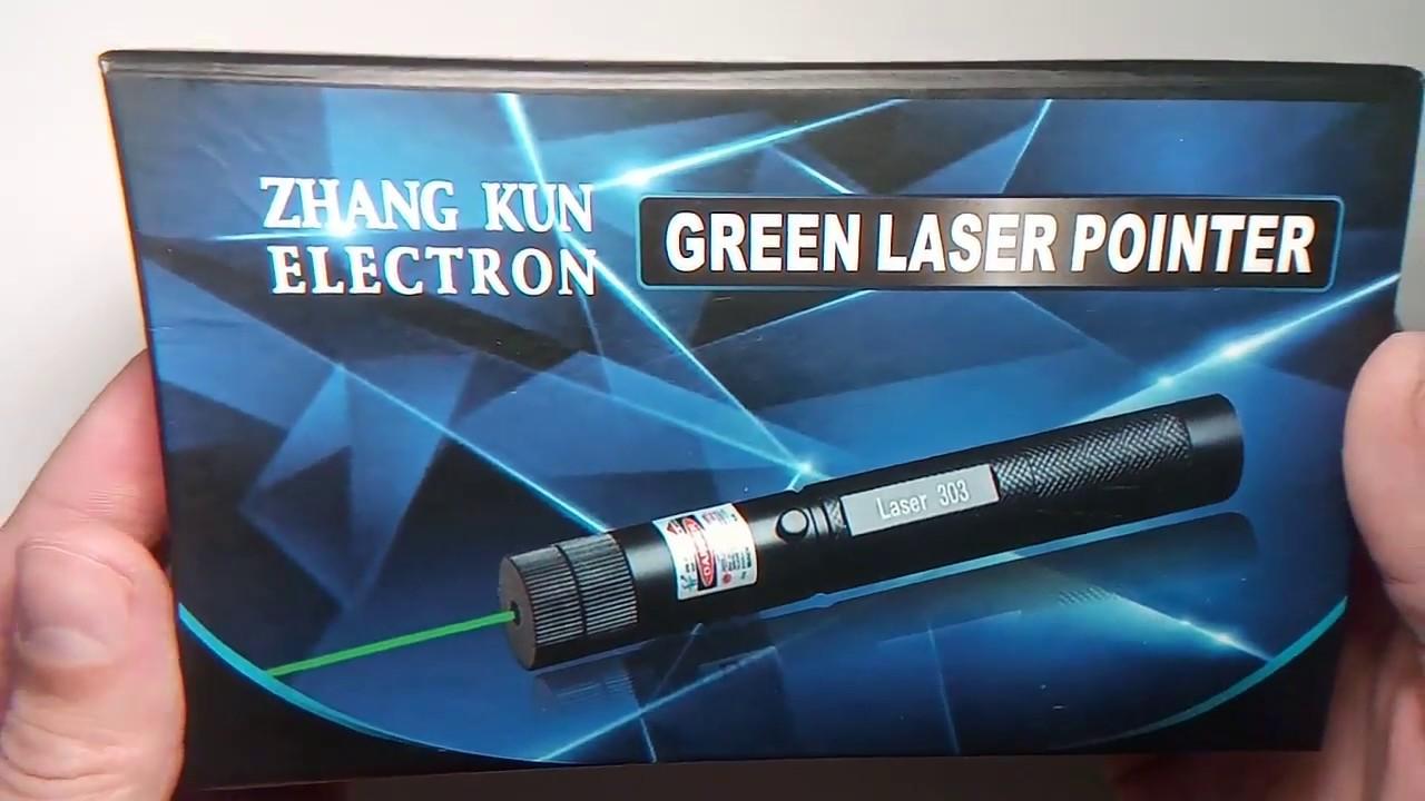 Laser Pointer Jd 303