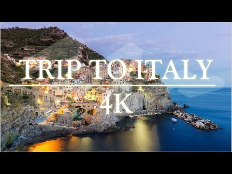 TRIP TO ITALY 4K, SEP 2016 - PHANTOM 4 & BEHOLDER DS-1