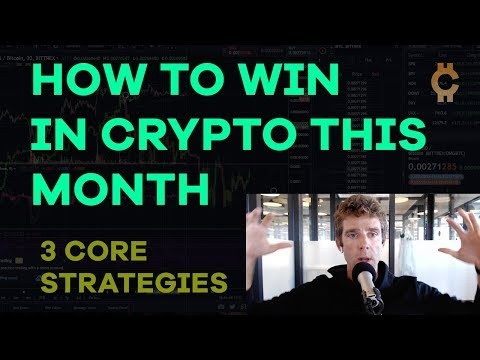 "How To Win In Crypto: Three ""Phase 2"" Competitive Strategies You Can Use To Profit - CMTV Ep76"