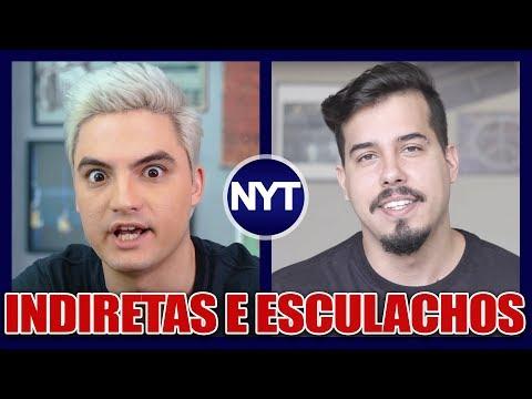 Moscoso ESCULACHA Felipe Neto após receber várias indiretas em vídeos do YouTuber