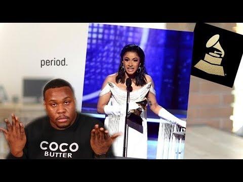 Cardi B Didn't Deserve a Grammy  (i said what i said)
