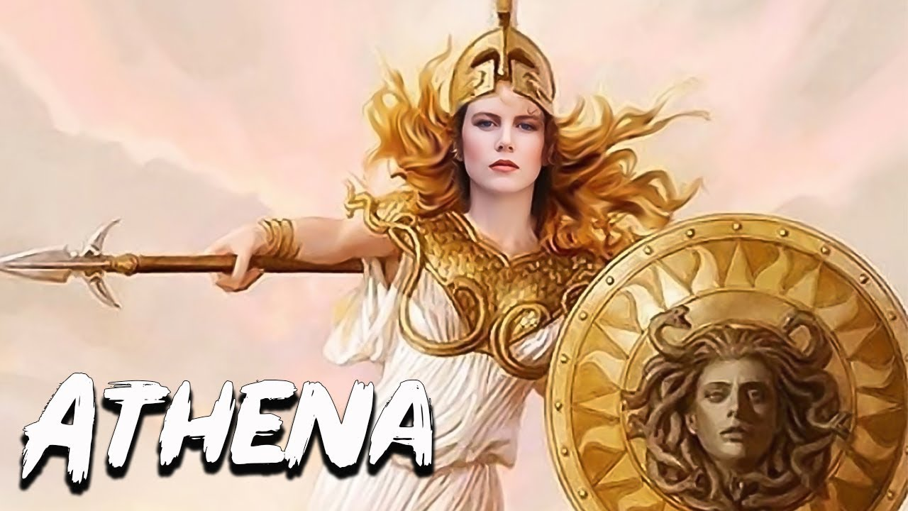 Download Athena the Goddess of Wisdom: Best Myths - Greek Mythology - See U in History