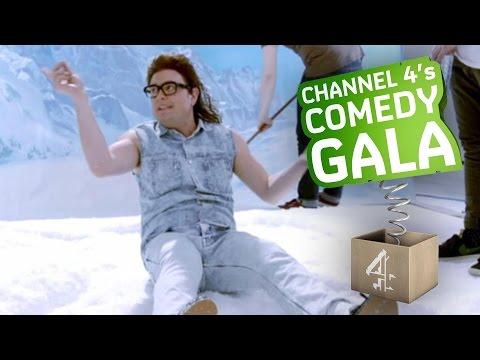 Alan Carr Hijacks The Ads: Comedy Gala 2013