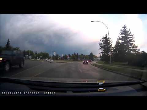 Streets of Edmonton, Alberta, Canada
