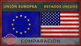 UNIÓN EUROPEA vs ESTADOS UNIDOS | Poder Militar [2018]