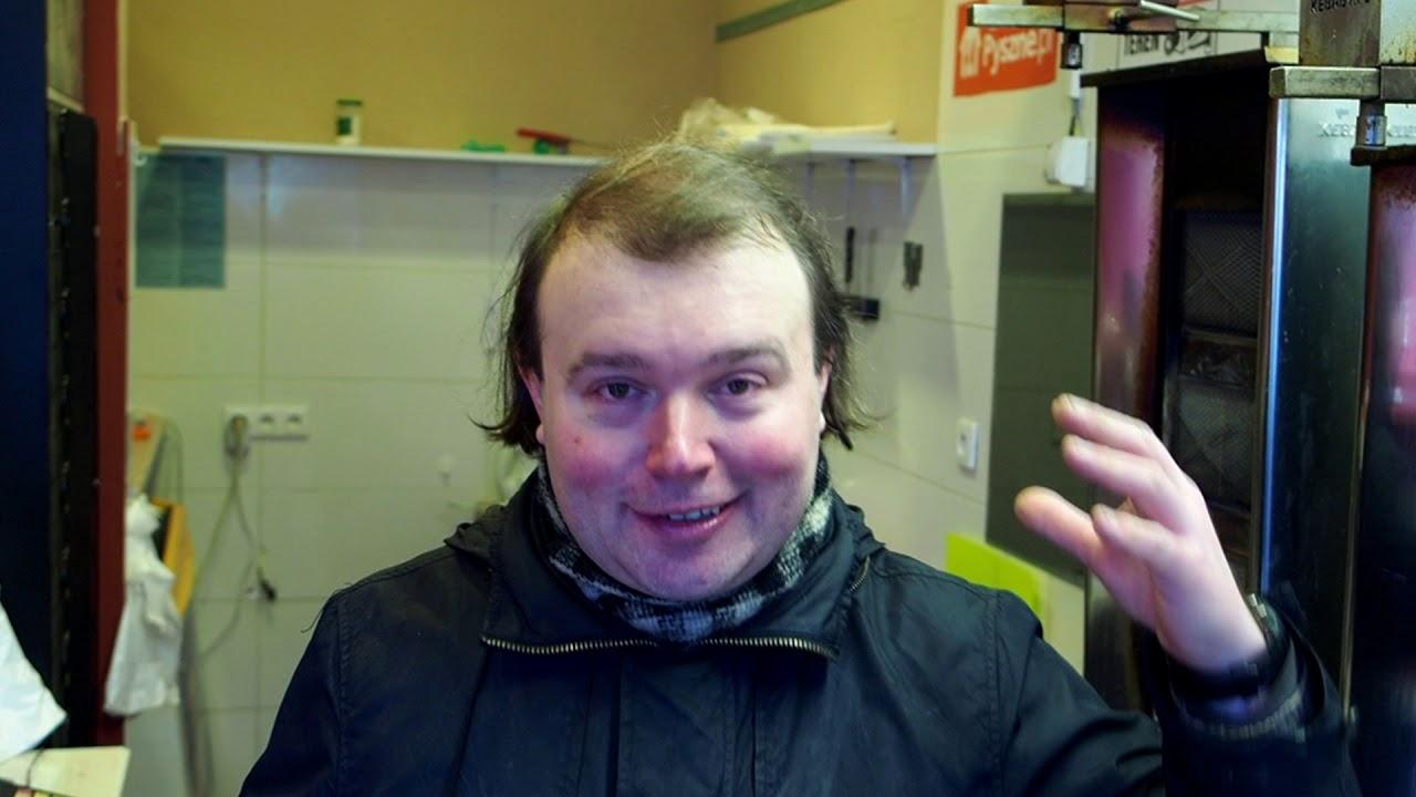 SuperZbieracz z Lublina otwiera kebab. Od 11 lat zbierał butelki
