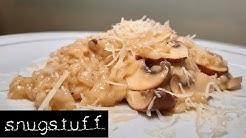 Italienisches Pilz-Risotto, Rezept zum Valentinstag | Episode 0073