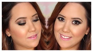 One Brand Makeup Tutorial: Maybelline (The nudes palette) Thumbnail