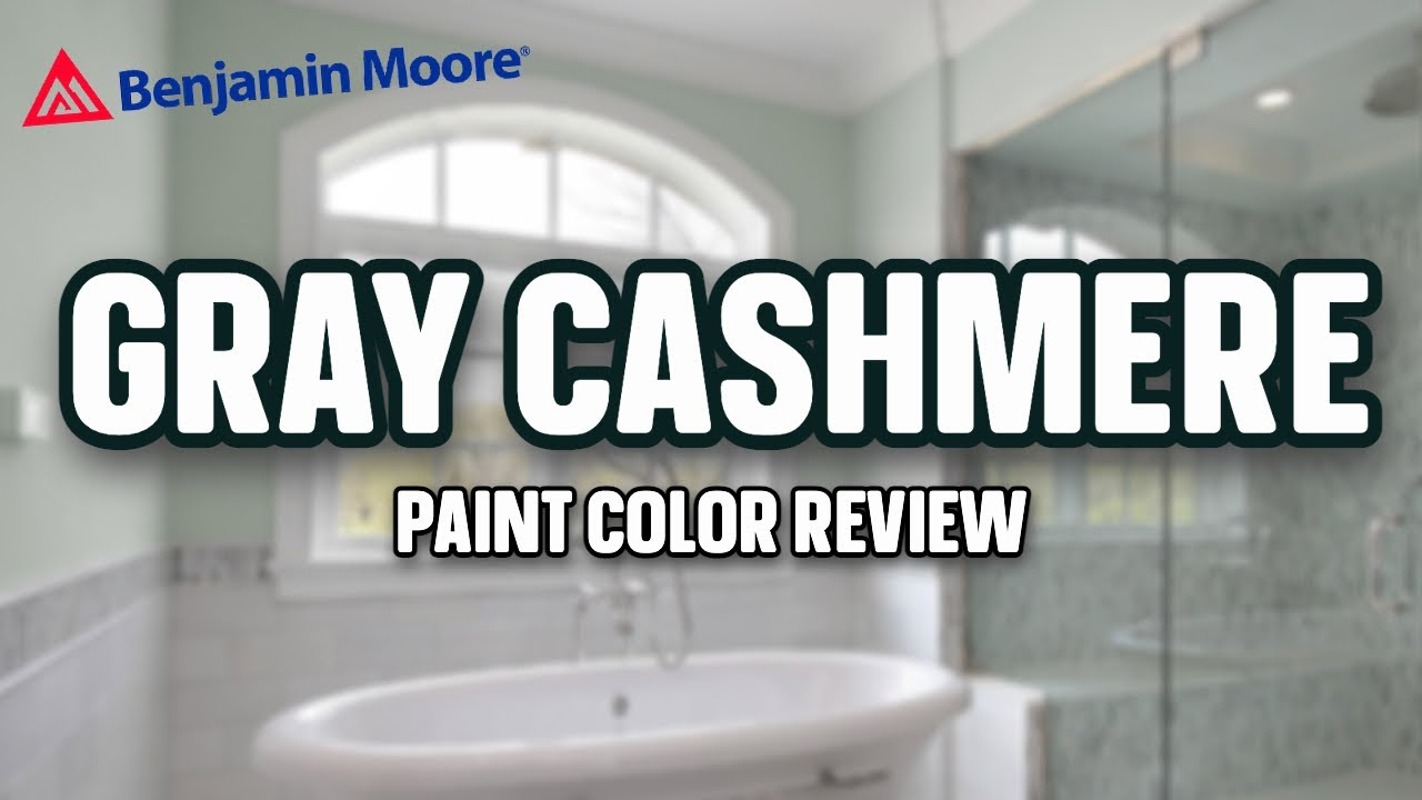 AEGEAN TEAL'S LIGHTER COUSIN | Benjamin Moore Gray Cashmere