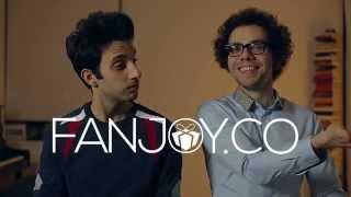 Fanjoy Announcement Video