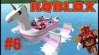 BIG BIT AND FLYING BOATS! ROBLOX #6