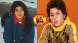 Priyanka Chopra VS Nick Jonas - Transformation From 1 To 35 Years Old