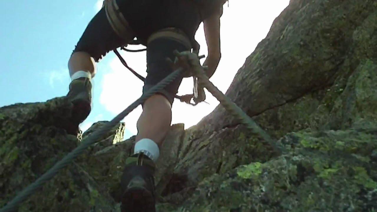 Klettersteig Nauders : Entdecke zehn spektakuläre klettersteige teil