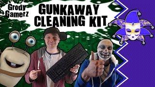 Grody Gamerz Gunkaway Cleaning Kit - Jabroni Mike