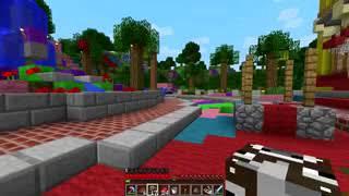 SSundee Minecraft  MAD BULL LUCKY BLOCK CHALLENGE   SSundee Run!