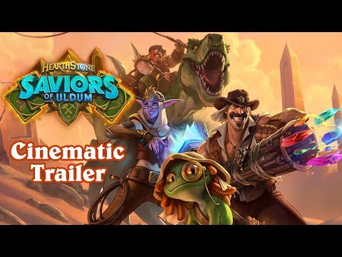 Hearthstone' Expansion: 'Saviors of Uldum' Out Now!