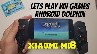 Hyper Fighters Android Gameplay Dolphin GC/Wii Emulator test/gaming