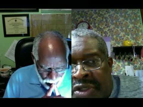 Pastor Jonny Stephens and Elder Bailey