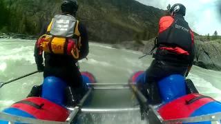 видео река Аргут