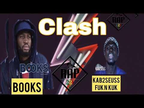 Books clash sévèrement Kab2seuss de Fuk N Kuk /Snitch Nigger (Audio )