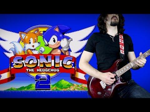 Sonic 2 - Mystic Cave Zone