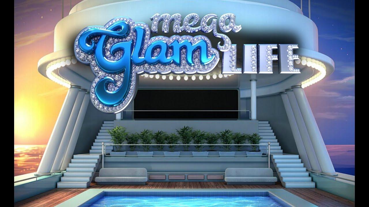 mega glam life игровой автомат