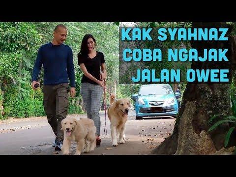 OWEE GAMAU DENGERIN KAKAK SYAHNAZ! Feat. Snowa saat masih BUNTEL!