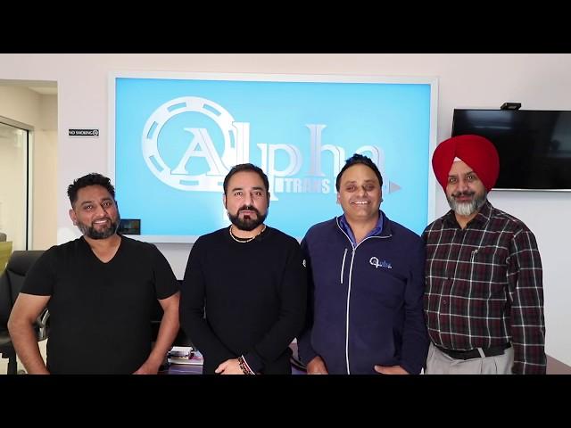 Alpha Trans Ltd - Sponsor Promo Toronto Diwali 2018