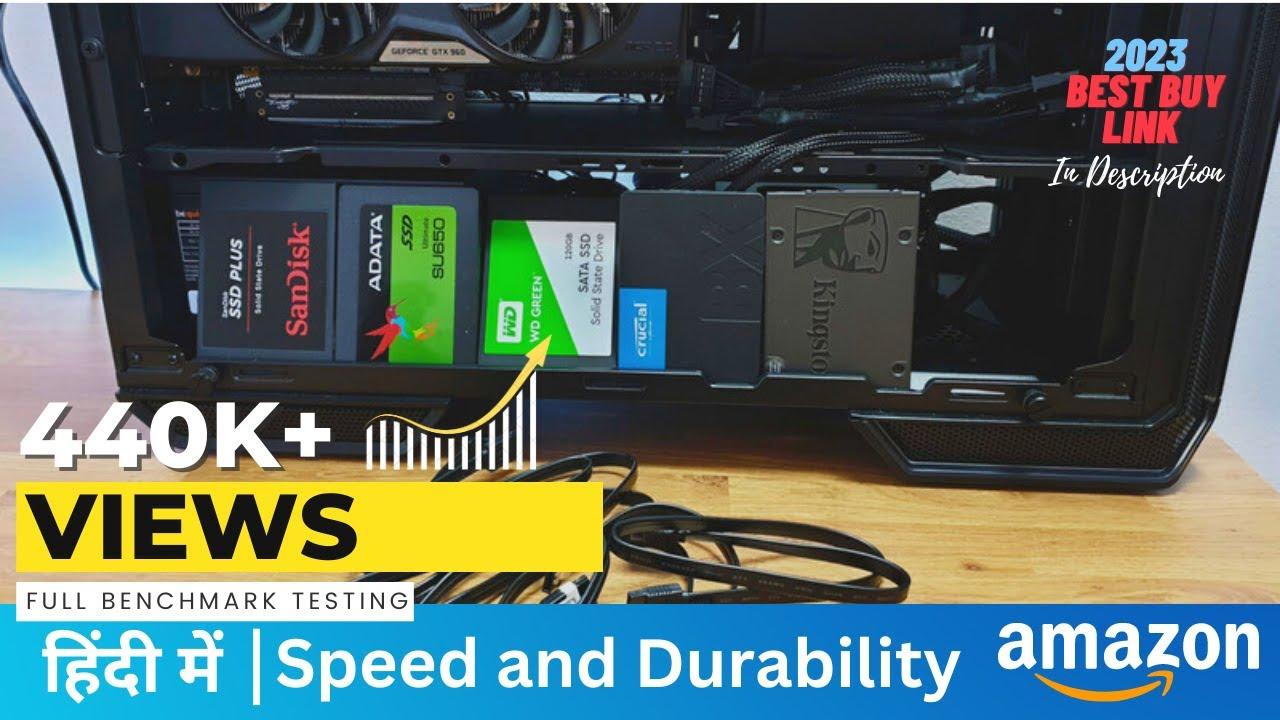 SSD za sistemski disk @ Slo-Tech