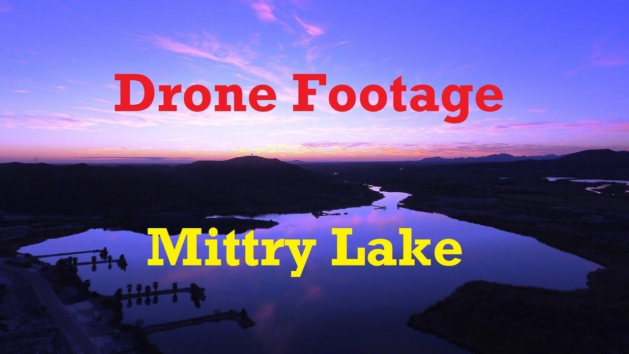 Drone footage at mittry lake yuma arizona blm free camping