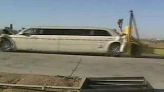 Chrysler 300 Crash Test Limousine