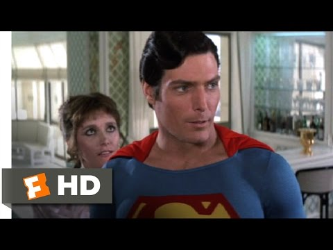Superman IV (5/10) Movie CLIP - Superman & Clark Kent (1987) HD