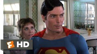Superman IV (5/10) Movie CLIP - Superman & Clark Kent (1987) HD