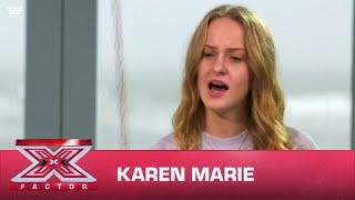 Karen Marie synger 'Pray' – Sam Smith (Bootcamp)   X Factor 2020   TV 2